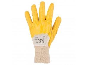 ARDON HOUSTON žluté rukavice