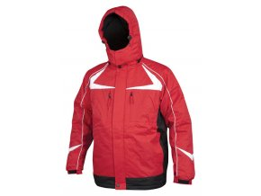 ARPAD pánská bunda červená