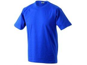 James a Nicholson JN002 pánské tričko 5XL modré
