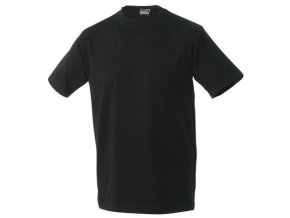 James a Nicholson JN002 pánské tričko 5XL černé