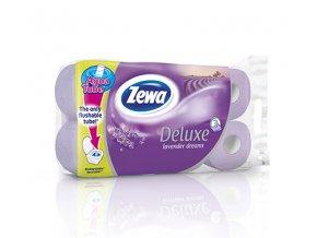 Zewa Deluxe Lavender Dreams 3-vrstvý 8 ks