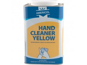 Americol Hand Cleaner Yellow 4,5L