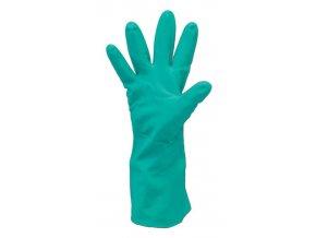 GREBE / SEMPERPLUS rukavice pracovní gumové