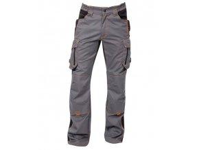 ARDON VISION  kalhoty pas šedo-černé