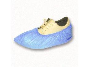 ARDON LUKE PE návlek na obuv modrý