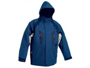 NYALA bunda zimní, modrá