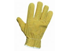 PIGEON celokožené pracovní rukavice / MEKA