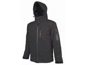 SPIRIT letní softshellová bunda černá