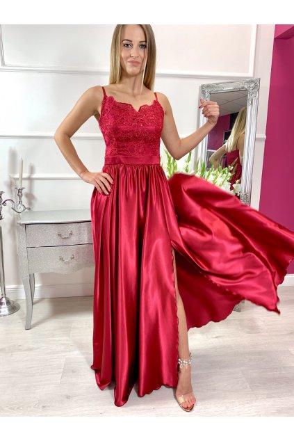 BELLA 2 - dámske dlhé spoločenské šaty