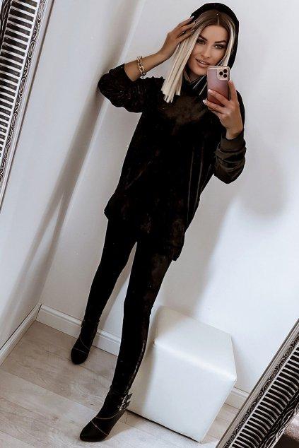 komplet velvet 655 black 1