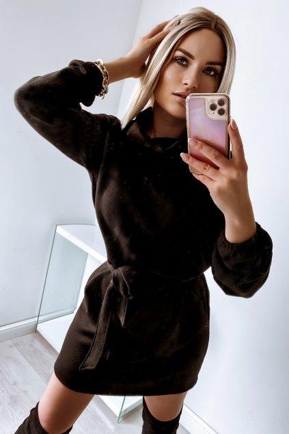 sukienka komin 652 black