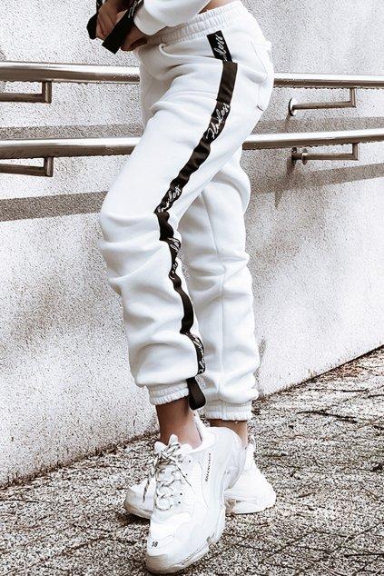 spodnie dresowe s630 cream