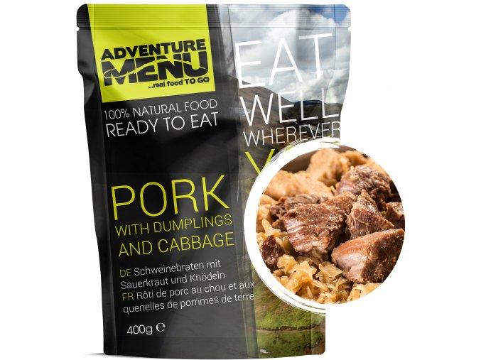 Pork with dumplings p