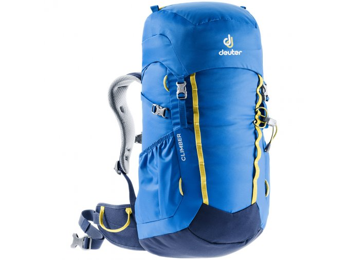 Dětský batoh Deuter Climber 22 - Lapis/navy