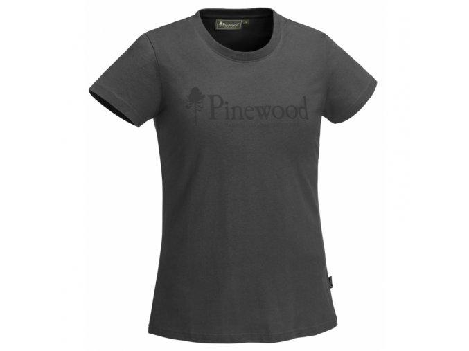 tricko pinewood outdoor life ladies cerne