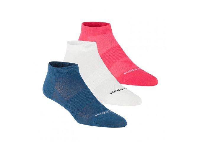 409008 ponozky kari traa tafis sock 3pack 77707m