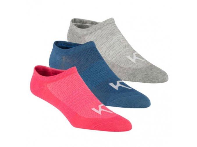 Set dámských kotníkových ponožek Kari Traa Hael