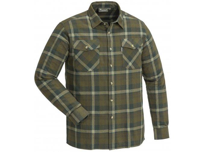 Flanelová košile Pinewood Härjedalen