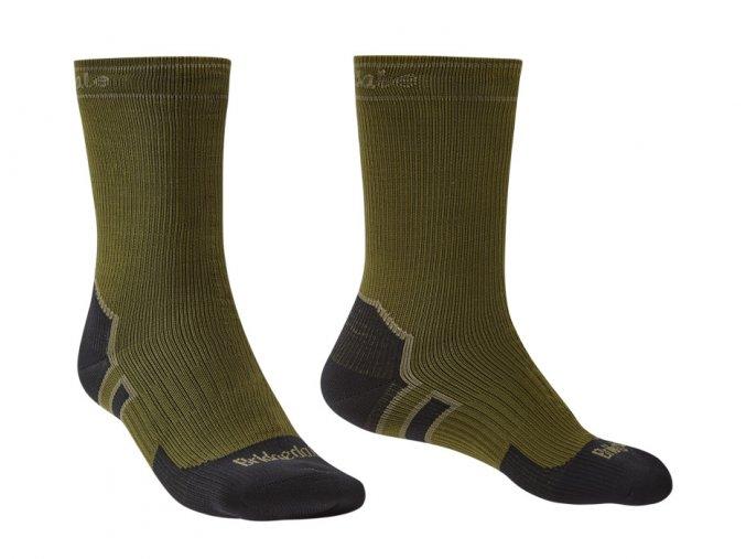 100% voděodolné a teplé ponožky Bridgedale Storm HW Boot