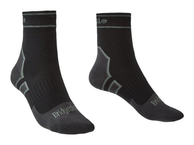 100% voděodolné ponožky Bridgedale Storm LW Ankle