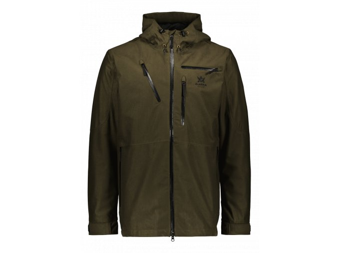 Extreme Lite III Jkt invisible forest green Front