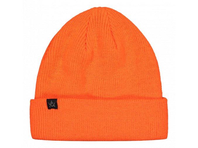 Unisex Merino čepice Alaska - Orange