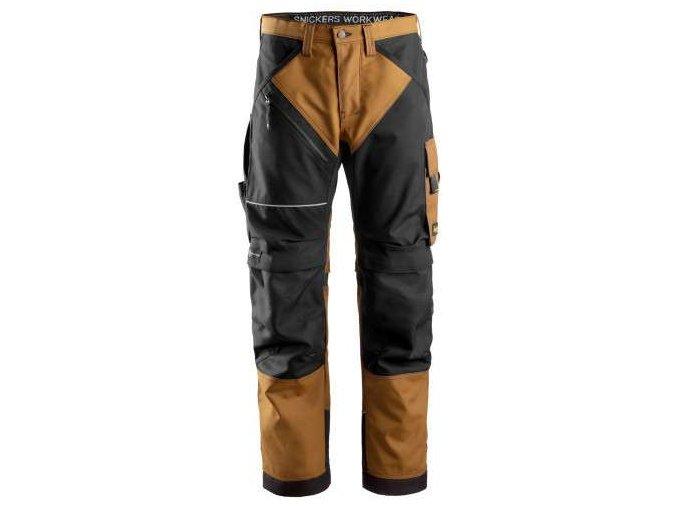 """Kalhoty """"Ruffwork"""" hnědé - poslední kus vel 54"""