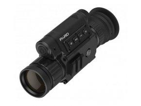 pard sa 35 thermal imaging rifle scope sight with lcd display laser pointer for outdoor hunting safari rangefinder sa35