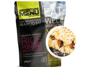 Rice pudding p