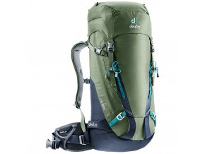 Batoh Deuter Guide 35+ - Khaki/navy