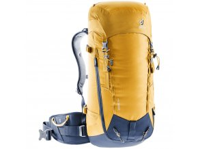 Batoh Deuter Guide 34+ - Curry/navy