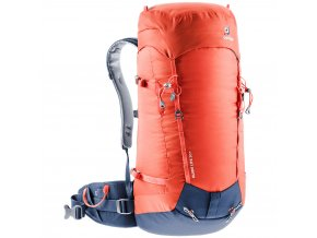 Batoh Deuter Guide 30+ - Papaya/navy
