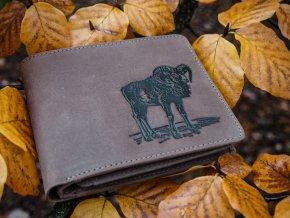 Myslivecká peněženka Muflon