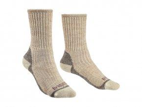 Dámské turistické ponožky Bridgedale Hike MW MC BOOT