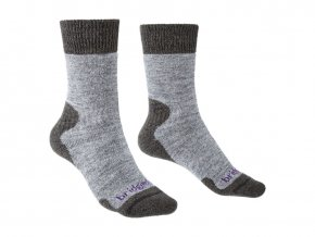 Dámské extra teplé ponožky Bridgedale Explorer HW MC