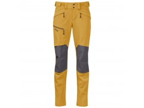 Dámské outdoorové sofshellové kalhoty Bergans Rabot 365 Hybrid