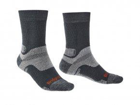 Pánské trekové ponožky Bridgedale Hike MW MP