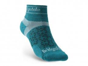 Dámské běžecké ponožky Bridgedale Trail Run UL T2 MS Low