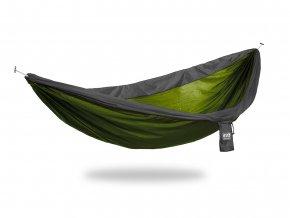 eno nation hammock lichen charcoal supersub ultralight hammock 17452662194325