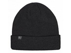 Unisex Merino čepice Alaska - Black