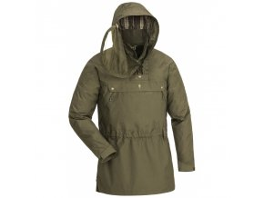 PINEWOOD bunda Anorak Tikaani TC Stretch - olivová