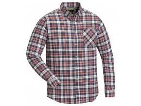 5331 520 shirt finnveden red navy sleeves down