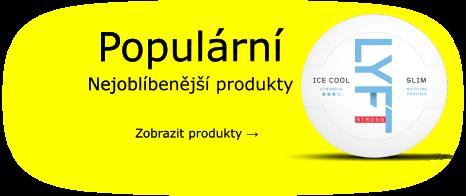 Populární produkty