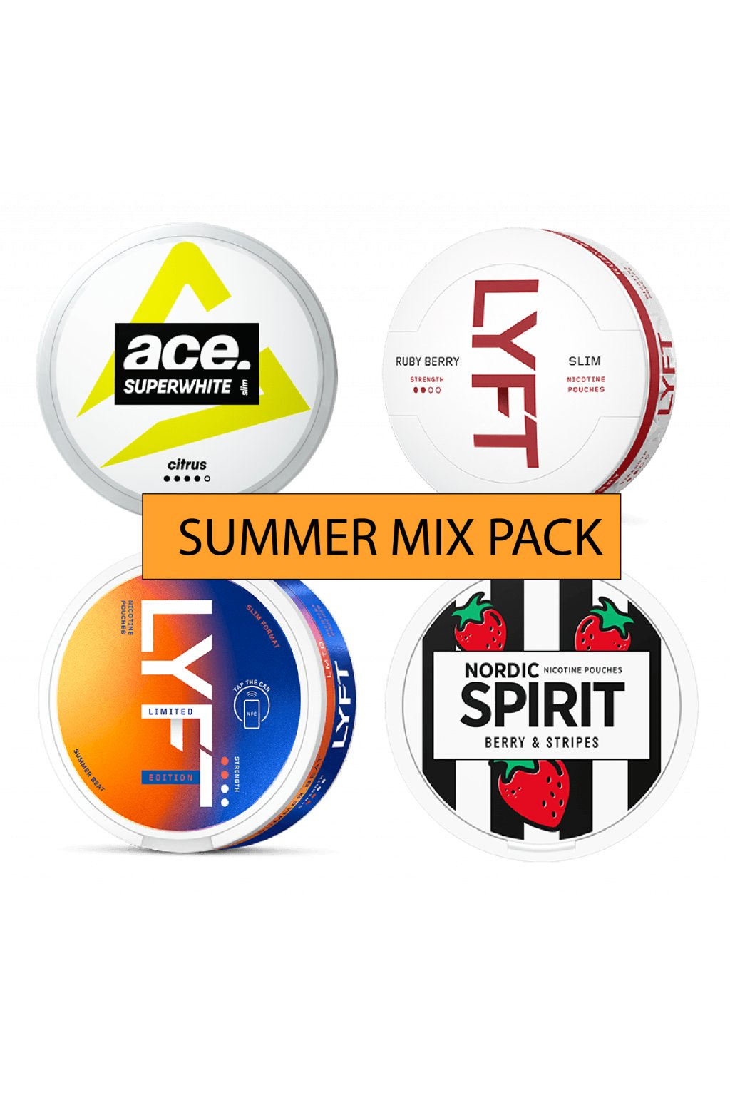 Summer mix pack nikotinove sacky nordiction min