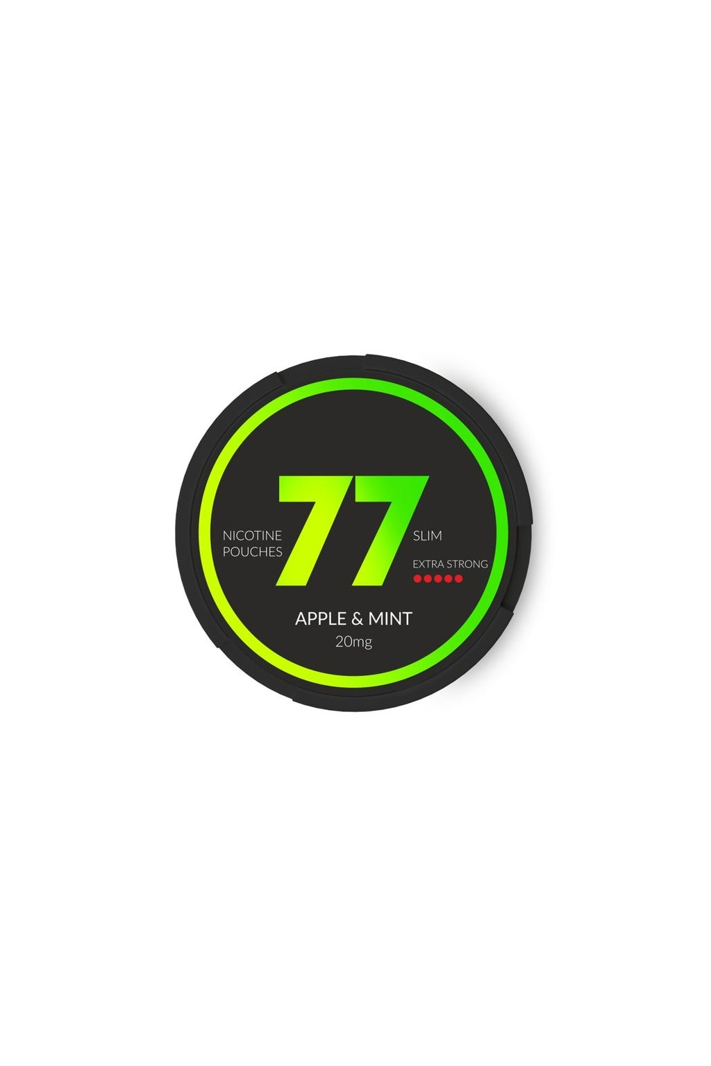 77 apple mint nikotinove sacky nicopods