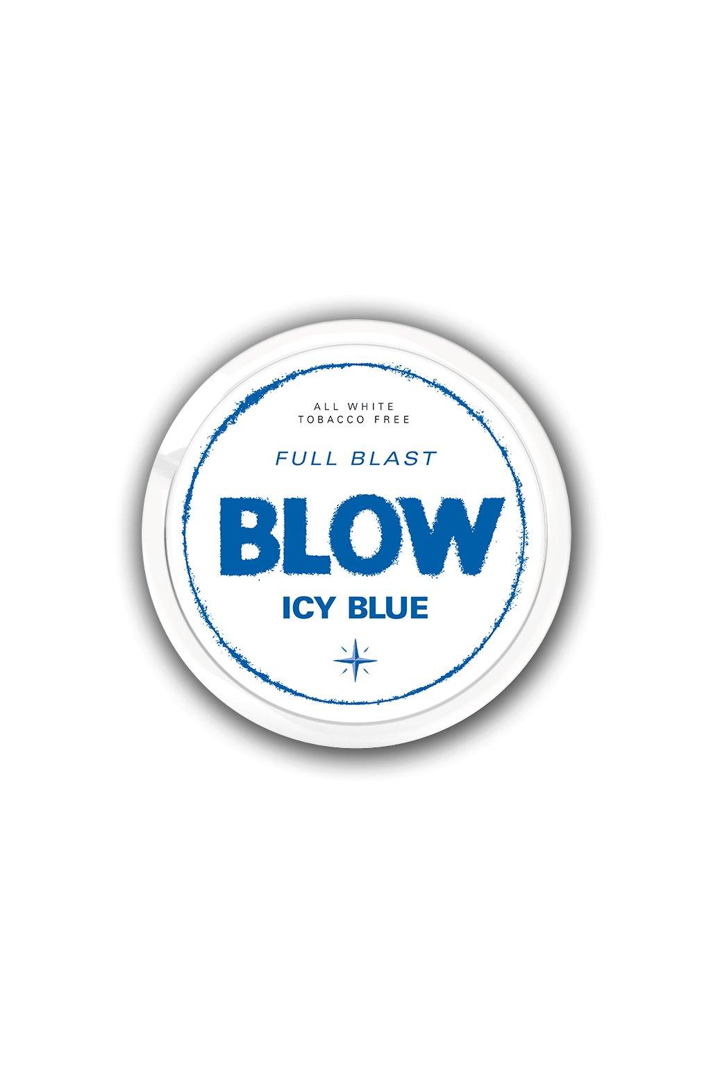 BLOW ICY BLUE nikotinove sacky