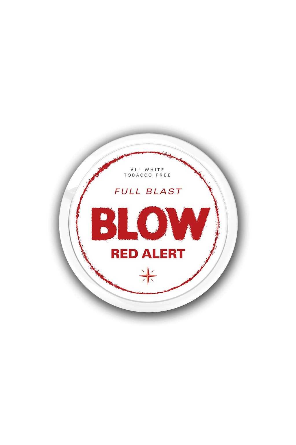 BLOW RED ALERT nikotinove sacky