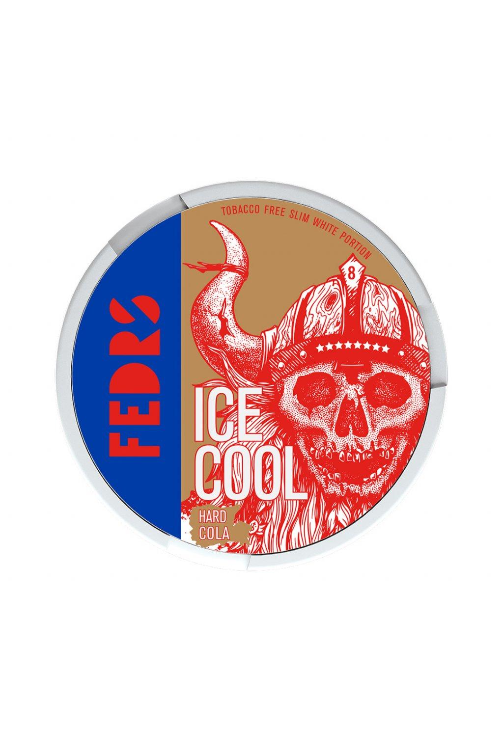 fedrs hard cola nikotinove sacky nicopods