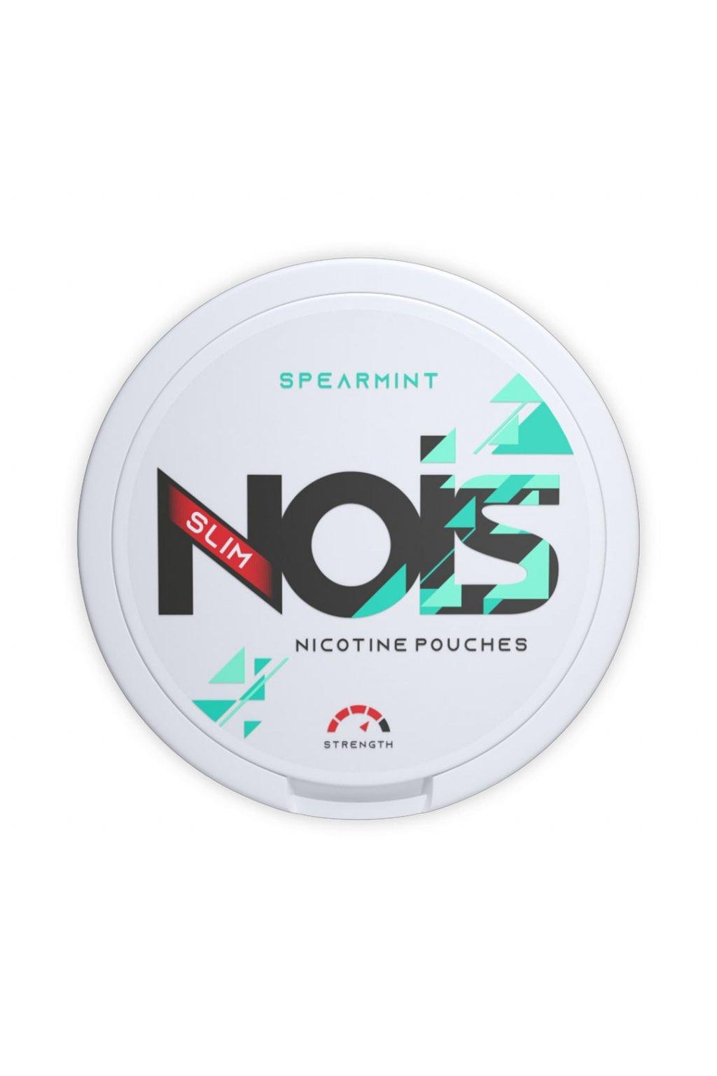 nois spearmint nikotinove sacky nicopods nordiction min
