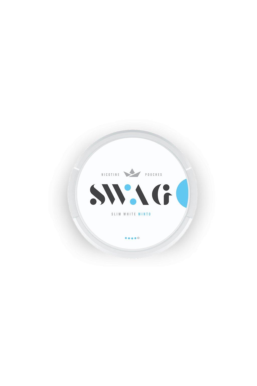 SWAG Minto nikotinove sacky